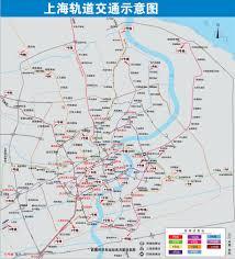 Shanghai Subway Map by Future Lines Wangjianshuo U0027s Blog