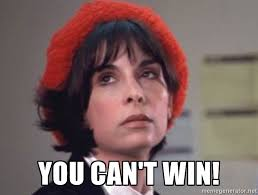 Win Meme - you can t win adrian balboa meme generator