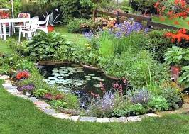 Garden Pond Ideas Small Garden Pond Ideas Small Garden Ponds Small Pond Backyard