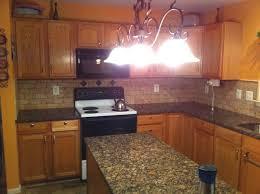 V Henson Baltic Brown Granite Kitchen Countertop Granix - Baltic brown backsplash