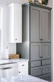 kitchen cabinet with doors two toned kitchen cabinets alpine cabinetry alpine cabinetry
