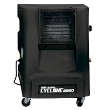 shop port a cool 500 sq ft portable evaporative cooler 2200 cfm