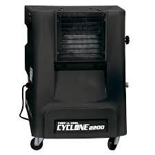 shop port a cool 500 sq ft portable evaporative cooler 2200 cfm