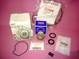 2001 honda civic timing belt tensioner 2001 2005 honda civic 1 7l timing belt kit water