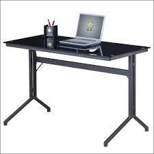 Glass Top Computer Desks For Home Furniture Metal Desks Black Glass Top Puter Desk Trendy