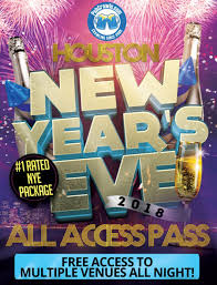 new years houston tx new year s all access pass houston pub crawl houston new year s