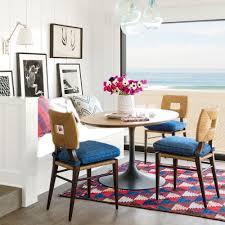 Beach Dining Room Colorful Beach Condo Makeover Coastal Living