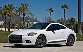 mitsubishi cars white pictures of the mitsubishi eclipse japanese sports car eclipse