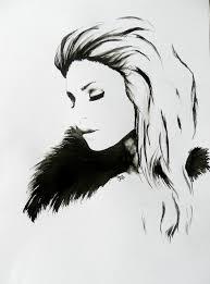 watercolor fashion illustration by irsart on deviantart