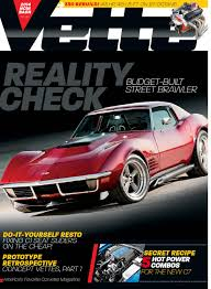 corvette magazine subscription magazine 2014 11 by rma issuu