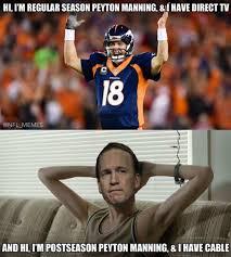 Peyton Memes - 30 best memes of peyton manning the denver broncos losing to