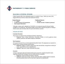 Best Resume Format For Usajobs by For Usajobs Builder View Sample Usajobs Resume Builder 05 16 16 5