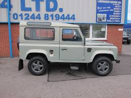 land rover defender 90 for sale landrover defender 90 300 tdi 80k one owner refurbished