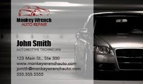 Design Your Own Business Cards Free Online Automotive Business Cards Design Custom Business Cards For Free