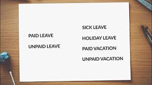 Vacation Accrual Spreadsheet Tracking Employee Pto Paid Leave Time Iq Youtube
