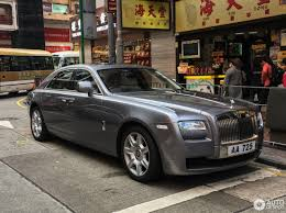 roll royce grey rolls royce ghost 5 february 2017 autogespot