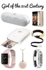 girlfriend gift guide girl of the 21st century tech gifts girl
