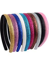 sparkly headbands silver glitter sparkly sports headbands glitter