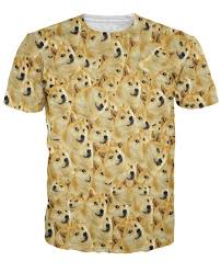 Internet Meme Shirts - new dog t shirt classics the internet meme dog t shirt summer