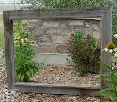 barnwood mirrors western rustic 20x24 reclaimed wood mirror