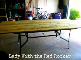 Patio Table Glass Shattered by New Table New Table Top Lady With The Red Rocker