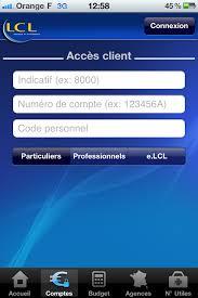 lcl si e lcl banques en ligne mobile
