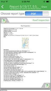 Roof Inspection Report Sle by Roof Inspection Report Best Roof 2017