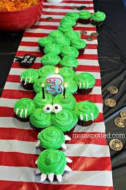 alligator cupcakes recipes you u0027ll love on pinterest gator party