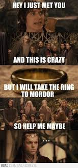 Funny Lord Of The Rings Memes - what are good lord of the rings memes quora