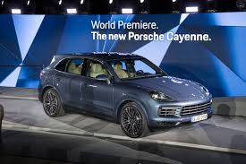 New Porsche Cayenne - new porsche cayenne