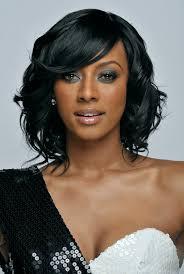 medium layered bob hairstyles for black women fashion trends