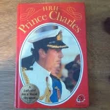 vintage royal family books queen elizabeth charles diana
