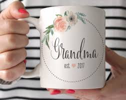 grandmother gift new etsy
