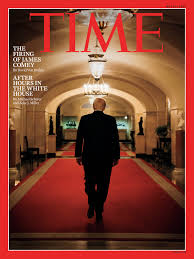 the story behind time u0027s white house cover shoot with trump time