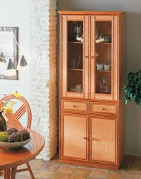 bureau en rotin meuble de rangement en rotin commode buffet chiffonnier armoire