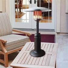 Table Top Patio Heaters Propane Patio Heater Ls By Kindle Living Outdoor Heaters And Patios