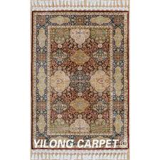 Silk Turkish Rugs Silk Turkish Carpet Promotion Shop For Promotional Silk Turkish