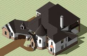 Mansion Designs Mansion 3d House Plans