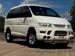 mitsubishi delica used mitsubishi delica 3 0 l400 8 seater auto 4x4 for sale in