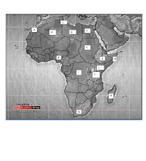 Map Of Africa Quiz by Africa Practice Test Proprofs Quiz