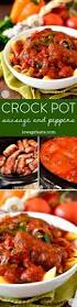 crock pot sausage and peppers iowa eats