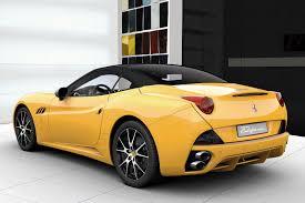 Ferrari California 2012 - report ferrari california to receive mild life facelift with a