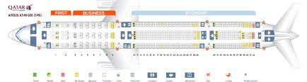 a340 seat map seat map airbus a340 600 qatar airways best seats in the plane