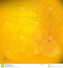 halloween autumn background halloween autumn background with spider web stock vector image
