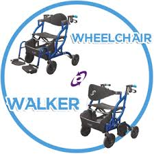 Airgo Comfort Plus Transport Chair Airgo Fusion Side Folding Rollator U0026 Transport Chair Ac Mobility