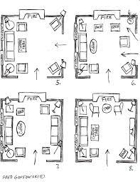 Ideas  Splendid Furniture Placement In Narrow Living Room With - Furniture placement living room with corner fireplace