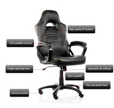 Ultimate Computer Workstation by Furniture Ultimate Game Chair High End Gaming Chair Emperor