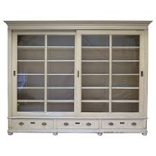 antique glass door bookcase image collections glass door