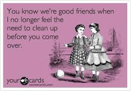 Good Friends Meme - you know were good friends when