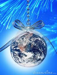 world ornament earth by cammeraydave via dreamstime